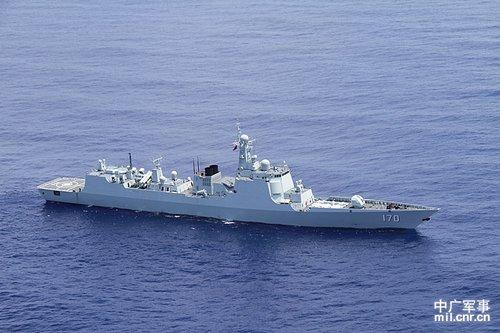 日媒:中国通过媒体为军队介入钓鱼岛造势