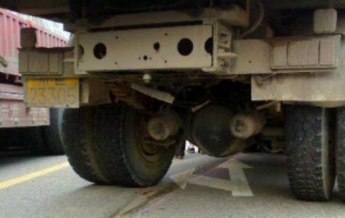 目击者称四川泸州5岁幼童被货车来回碾压死亡