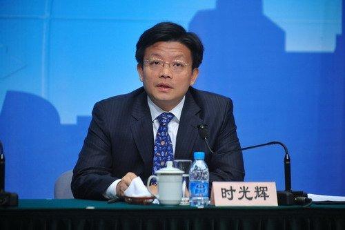 时光辉任上海副市长 成首位70后副省级官员