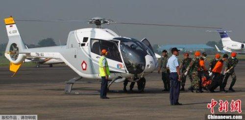 5月12日,印尼苏霍伊客机坠机遇难者遗体运抵雅加达。