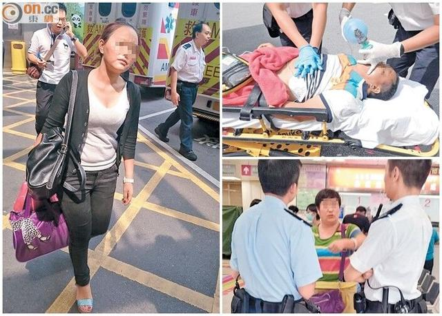 内地游客在香港拒绝高价购物被围殴致死亡