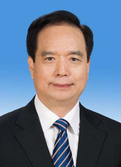 李建国当选为十二届全国人大常委会副委员长