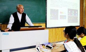 教授为何不愿意给本科生上课?