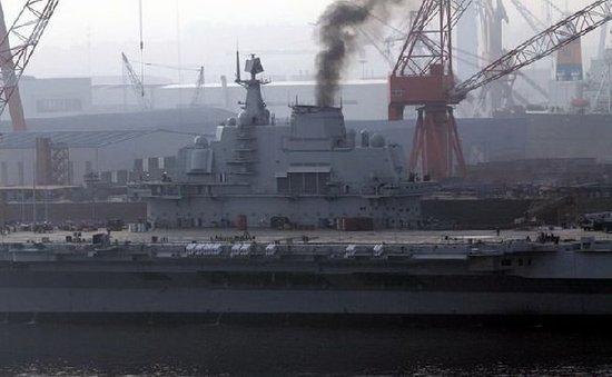 监造官讲中国航母动力:高压蒸汽能瞬间洞穿人体