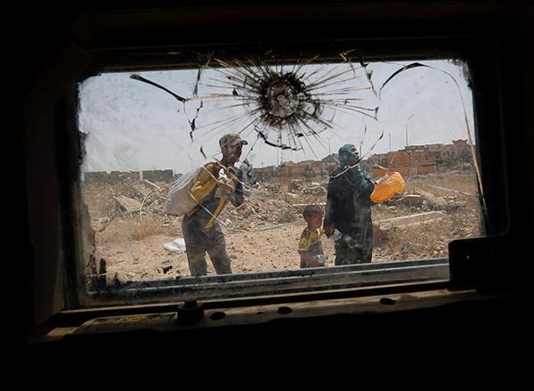 特稿|ISIS溃败之时,在义乌探访摩苏尔人