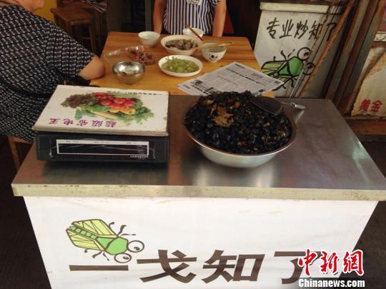 浙江240元一公斤炒知了堪比鱼翅鲍鱼销售遭遇滑铁卢