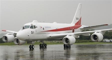 日本首次公开国产P-1反潜机 将替代美制P-3C