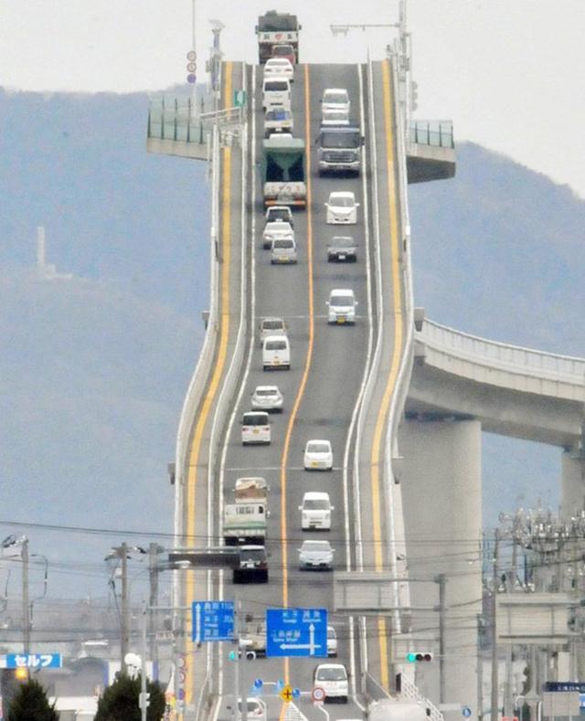 日本江岛大桥
