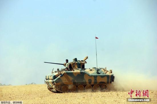 叙利亚公开指责土耳其:土军将武器交给恐怖分子