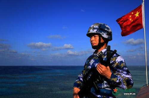 搅局南海?中国有能力南北两线同时迎击日本挑衅