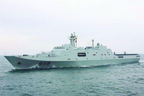 专家:中国海军登陆力量足以应对钓鱼岛和南海问题