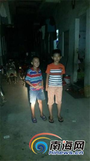男童失联2天2夜被找到 爸爸不知其读几年级