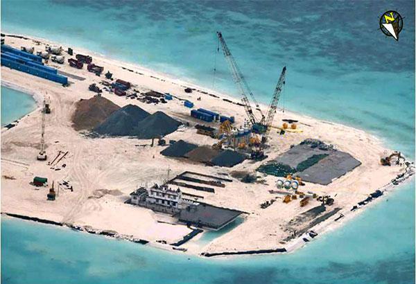 (4)南沙群岛之东门礁 - 一蓑烟雨任平生 - 一蓑烟雨任平生的博客
