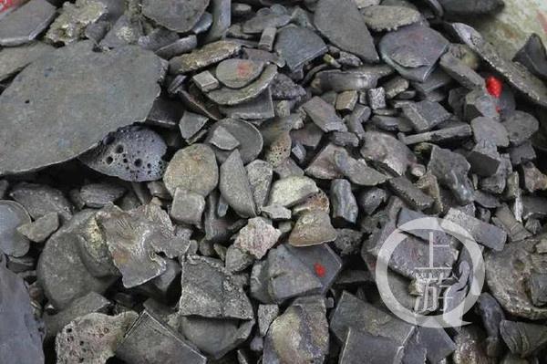 张献忠沉银遗址盗掘案:70人被抓 作案长达4年