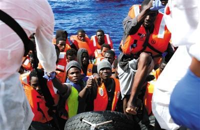 中国加入国际移民组织 中国要接收难民吗?