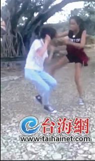 漳州一17岁孕妇暴打初二女生 打人视频网上疯传