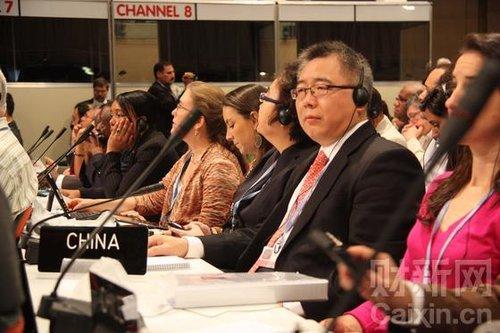 气候谈判中国首度公开表态 引起强大反响