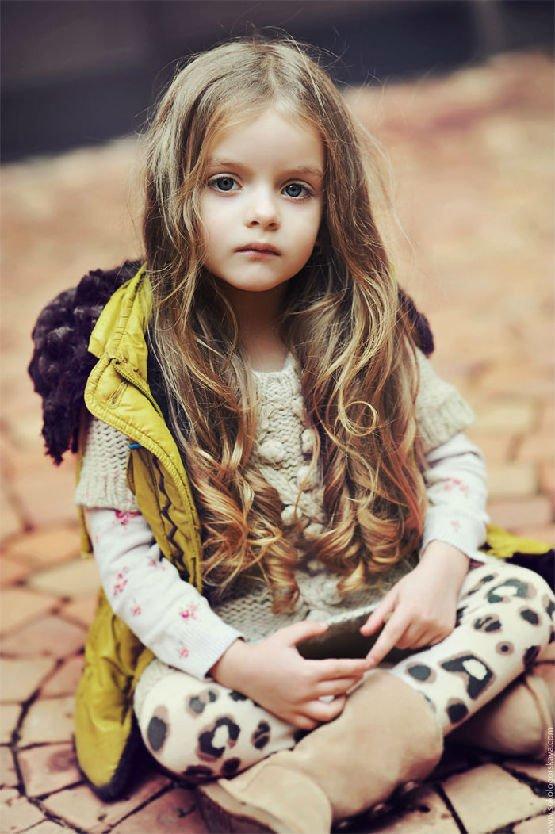 小萝莉有大美貌 全球超美萝莉大搜罗简直萌翻了 - 海阔山遥 - .