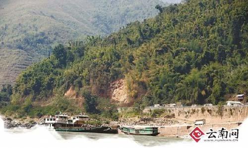 位于缅甸境内的索累港