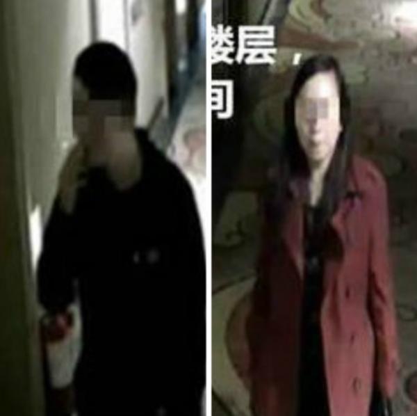 四川绵阳中院两名干警上班时开房被停职(图)