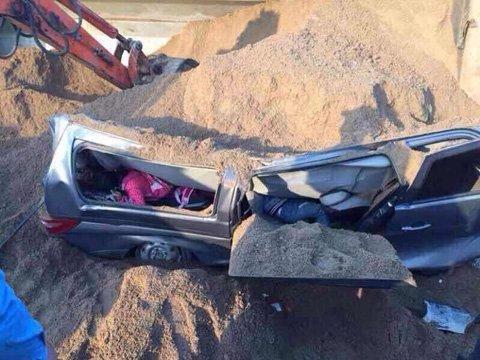 山东蓬莱发生车祸致12人遇难 包括多名幼儿 图高清图片