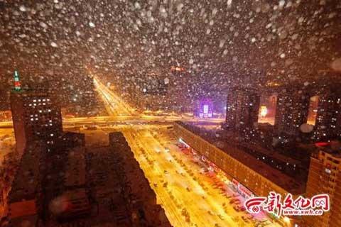 吉林省提前布置应对暴雪天气的措施九成以上中小学已停课昨天