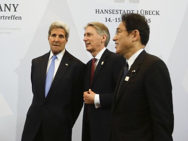 七国集团发表涉东海南海声明 日本系唯一推手