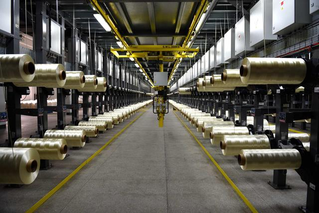 我自主高性能碳纤维技术打破国际垄断