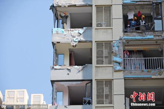 天津爆炸遇难人数升至146人 仍有27人失联