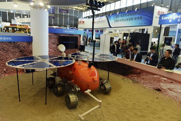 卫星专家叶培建:中国计划2021年登陆火星