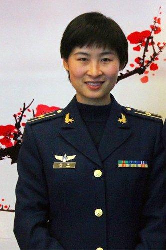 女航天员刘洋成长经历曝光:学习好负责任(图)