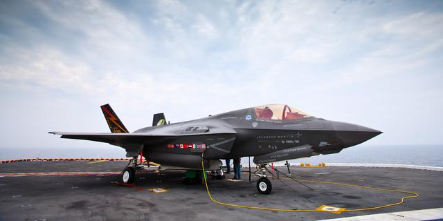 特朗普或弃用F-35战机:价钱昂贵没什么优点