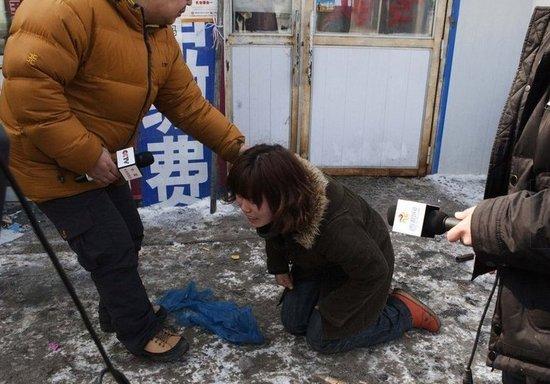 长春偷车嫌犯向警方自首 婴儿被掐死埋入雪中