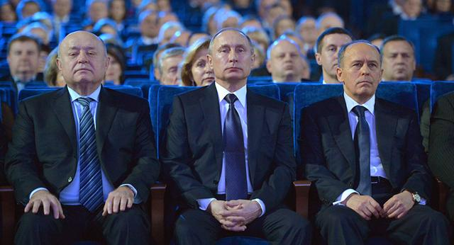普京:俄军在叙利亚尚未极尽所能