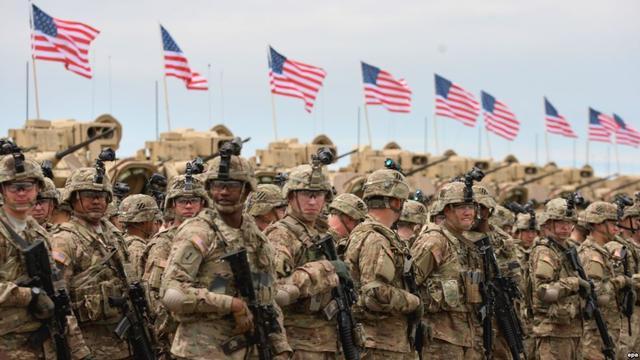 美媒:要兑现扩军答应 特朗普任期内需增3000亿美元军费