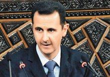 叙利亚总统巴沙尔・阿萨德