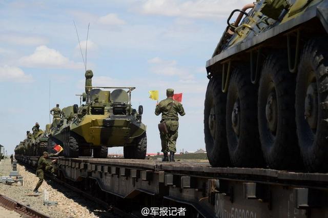 美媒:上合军演是中俄对美国亚洲影响力的挑战