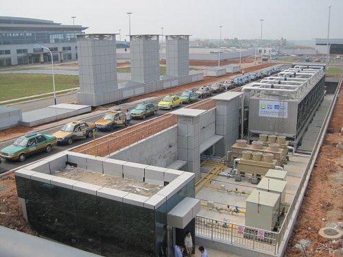 黄花国际机场分布式能源站正式实现商业运营