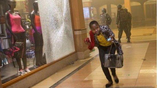 肯尼亚首都枪击事件至少39人死亡150多人受伤