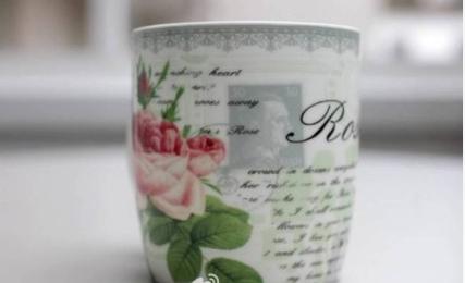 中国产茶杯印希特勒头像 出口德国卖出175个
