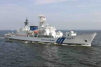 日本拟建专职巡逻船队 一对一对付中国海监船