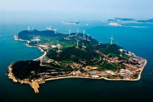 直击渤海湾油污:传长岛县政府禁止谈论漏油