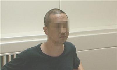 男子在北京王府井劫持女孩 35分钟被拿下(图)
