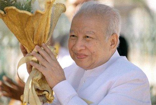 柬埔寨前国王西哈努克在北京逝世 享年90岁(图)