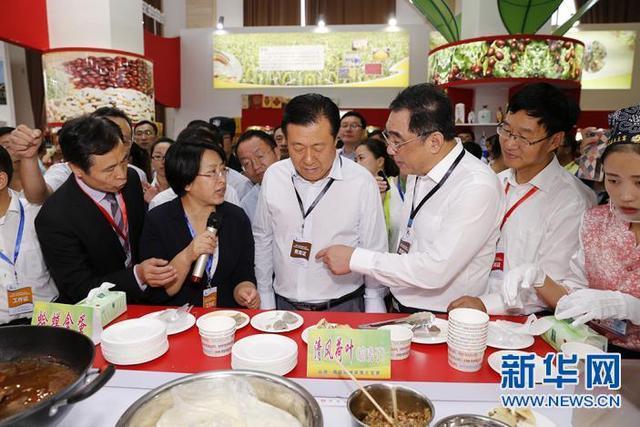 小杂粮的大飞跃——吕梁市县领导率队组团进京卖农货的背后