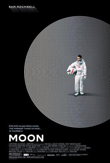 《月球》:孤身在月球,解决地球能源危机