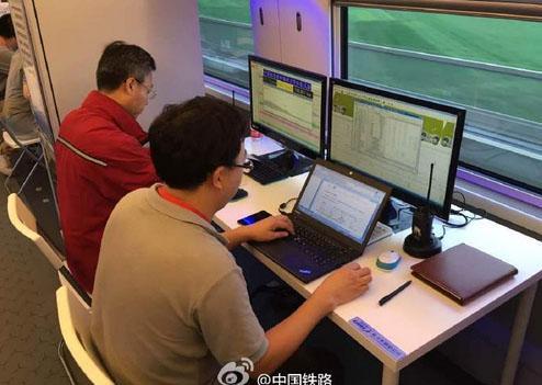 全球首次!标准动车组完成时速420公里交会试验