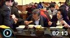 韩国总统现身北京早餐馆