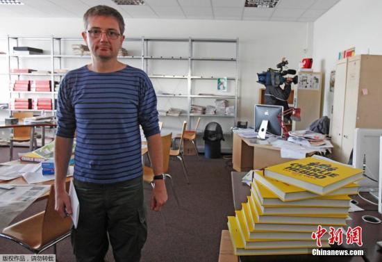 《查理周刊》下周将如期出版 发行100万份