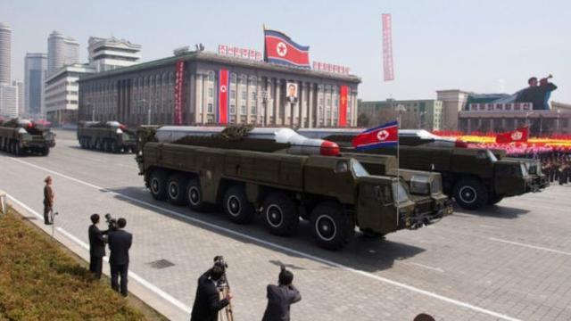 安理会谴责朝鲜导弹发射并要求其不再核试验